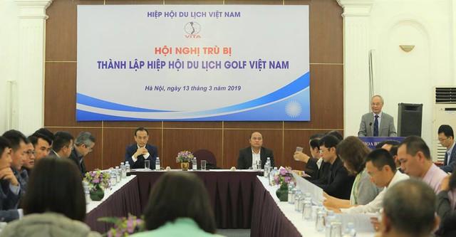 Chuẩn bị ra mắt Hiệp hội Du lịch Golf Việt Nam - Ảnh 1.
