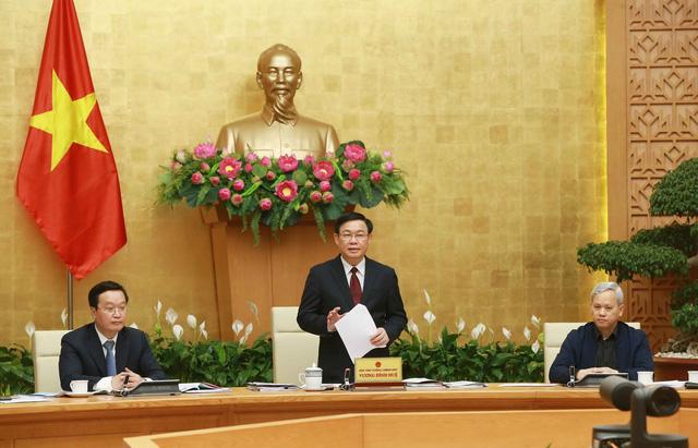 Phó Thủ tướng: Tổng điều tra không chỉ có số liệu mà phải đánh giá chất lượng dân số, nhà ở - Ảnh 1.