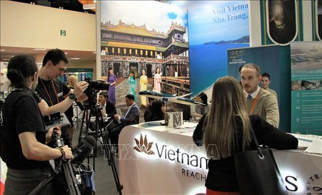 Việt Nam tham gia Hội chợ MITT-2019 tại Nga