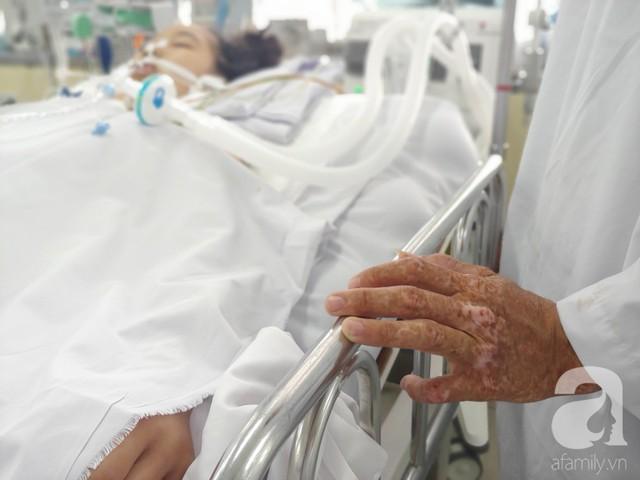 Sản phụ ngưng tim nguy kịch lúc lâm bồn, chồng nghẹn ngào tìm 400 triệu mong cứu vợ về nhìn mặt con đầu lòng - Ảnh 14.