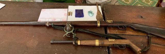 Trinh sát kể hành trình nghẹt thở vây bắt đối tượng ma túy sử dụng súng khiến Trung úy bị thương - Ảnh 2.