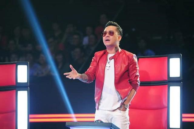 Tuấn Hưng bất ngờ trở lại ngồi ghế nóng cuộc thi The Voice - Ảnh 3.