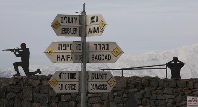 Ám chỉ bất ngờ từ Bộ Ngoại Mỹ về số phận Cao nguyên Golan trong tay Israel - Ảnh 1.