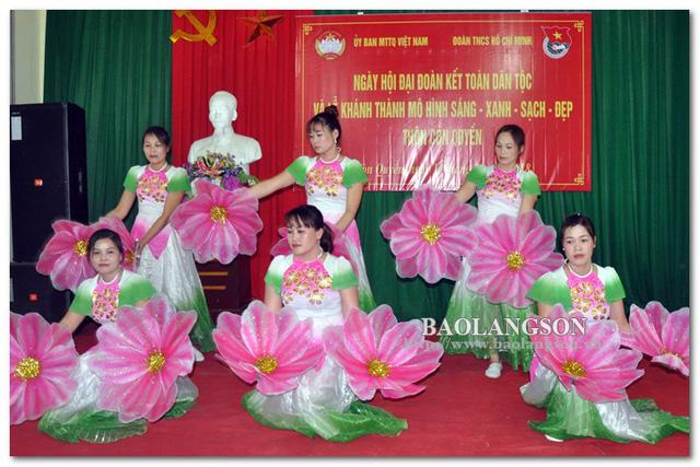 Lạng Sơn: Phát huy hiệu quả các thiết chế văn hóa cơ sở - Ảnh 1.