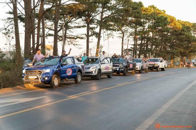 Caravan diễu hành xe vì sự phát triển du lịch bền vững Campuchia – Thái Lan – Việt Nam - Ảnh 1.