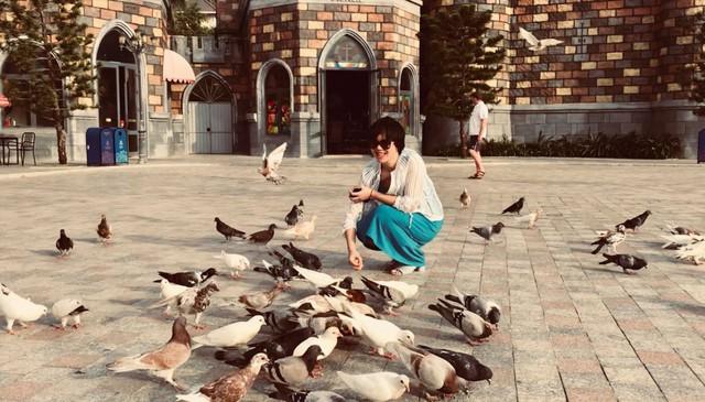Những hình ảnh đời thường cực chất của MC Diễm Quỳnh - Ảnh 7.