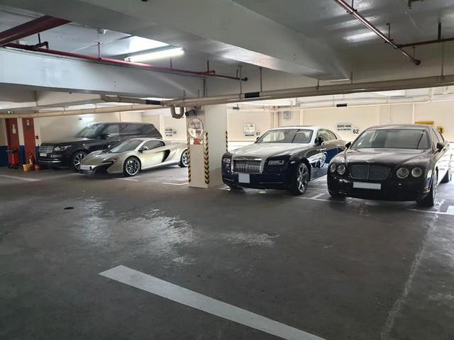 Lộ hầm chứa đầy siêu xe của một đại gia nước mắm - Ảnh 2.