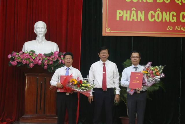 Giám đốc Sở Xây dựng Đà Nẵng được điều về làm Bí thư Quận ủy Liên Chiểu - Ảnh 1.