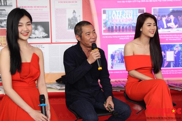 Dàn diễn viên chính trong bộ phim Những cô gái trong thành phố chia sẻ hàng loạt chuyện hậu trường  - Ảnh 2.
