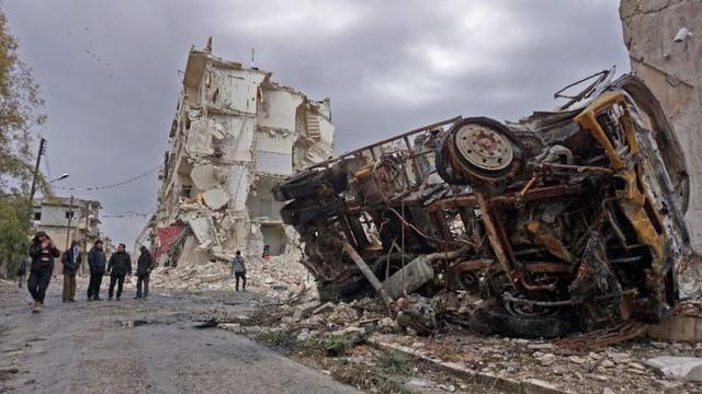 Mỹ, Nga bất ngờ nóng mặt về leo thang Idlib - Ảnh 1.