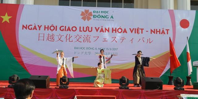 Sắp diễn ra Lễ hội giao lưu văn hóa Việt – Nhật và Ngày hội việc làm Nhật Bản 2019 tại Đại học Đông Á - Ảnh 2.
