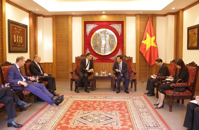 """Bộ trưởng Nguyễn Ngọc Thiện: """"Việt Nam luôn sẵn sàng tạo điều kiện cho doanh nghiệp nước ngoài đầu tư vào lĩnh vực Du lịch"""" - Ảnh 2."""