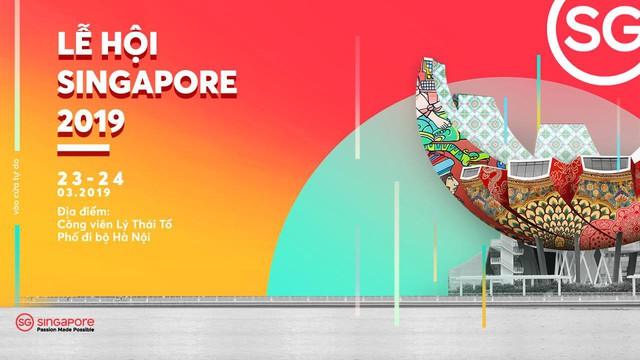 Có gì tại Lễ hội Singapore đầu tiên tại Việt Nam - Ảnh 1.