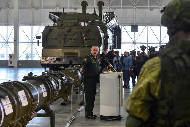 Đối đầu Nga vì hiệp ước INF: Bước ngoặt đảo ngược của Mỹ tái xuất tên lửa mới - Ảnh 1.