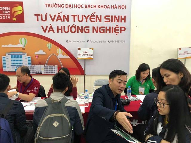 Ngày hội Tư vấn tuyển sinh - Hướng nghiệp 2019 tại Hà Nội với những thông tin tuyển sinh mới nhất - Ảnh 1.
