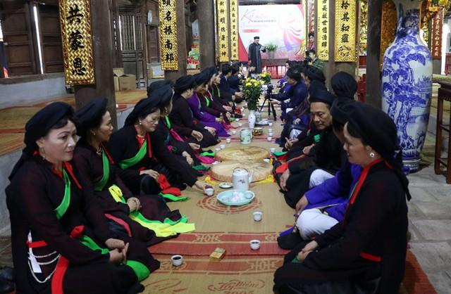 Bắc Ninh: Quan tâm, bảo tồn Quan họ cả trong và ngoài tỉnh - Ảnh 2.