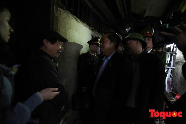 Kiểm tra PCCC phố cổ Hà Nội: An toàn cháy nổ ở mức báo động - Ảnh 13.