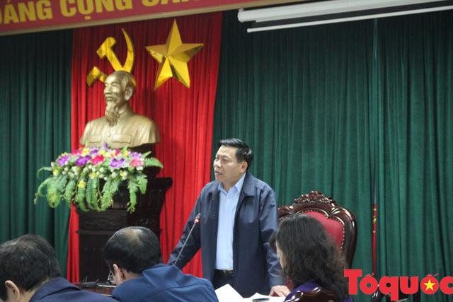 Bí thư Tỉnh ủy Bắc Ninh: Sán gan lợn là bệnh chữa được người dân không nên hoang mang - Ảnh 1.