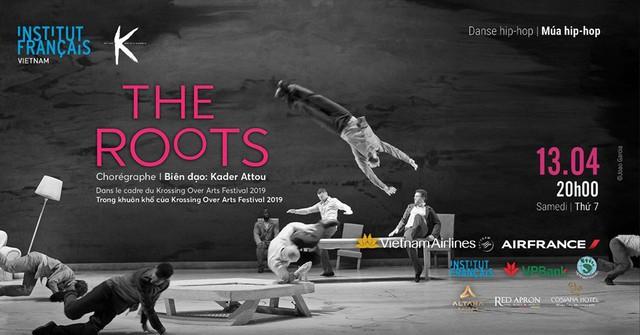 Múa Hip – hop đẳng cấp thế giới công diễn tại Việt Nam - Ảnh 1.