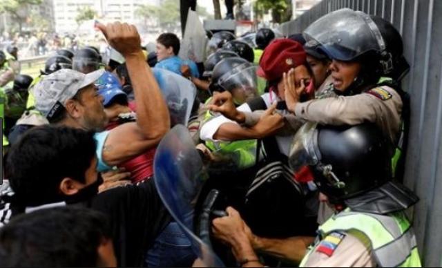 Trung Quốc và Cuba trước ván cờ mạo hiểm tại Venezuela hiện nay - Ảnh 1.