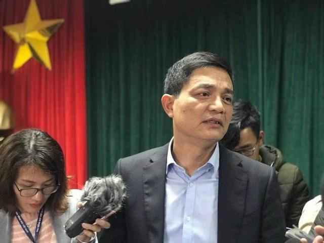 """Cục trưởng An toàn thực phẩm Nguyễn Thanh Phong: """"Vụ việc đang trong quá trình điều tra, công ty Hương Thành có tháo biển cũng phải truy trách nhiệm đến cùng"""" - Ảnh 1."""