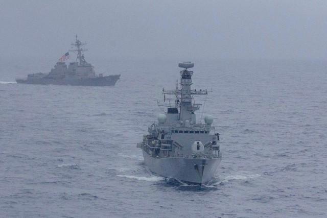 Dậy sóng Châu Âu gồng mình tăng quân lực tại Ấn Độ - Thái Bình Dương - Ảnh 1.