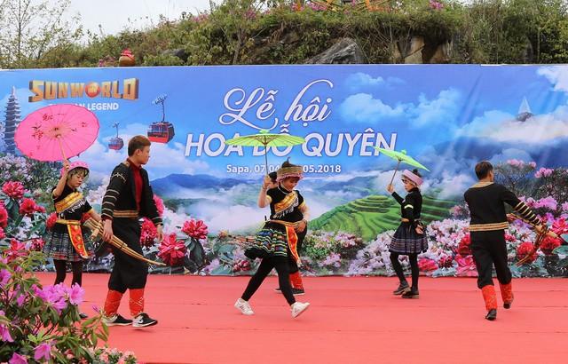 Nhiều hoạt động hấp dẫn tại Lễ hội hoa đỗ quyên lần thứ 3  - Ảnh 6.