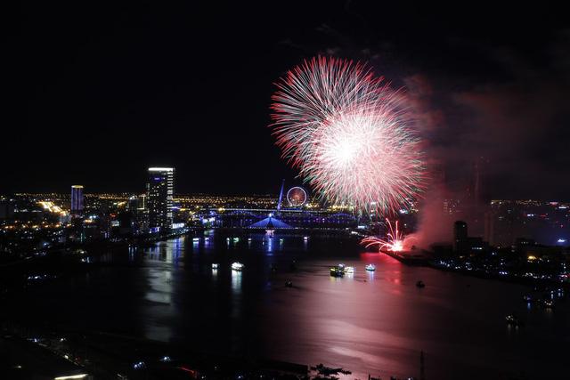 Lễ hội pháo hoa quốc tế Đà Nẵng năm 2019 kéo dài hơn một tháng - Ảnh 3.
