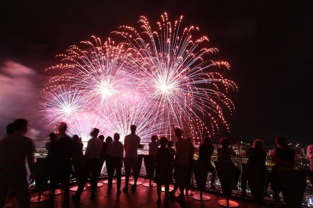 Lễ hội pháo hoa quốc tế Đà Nẵng năm 2019 kéo dài hơn một tháng - Ảnh 4.