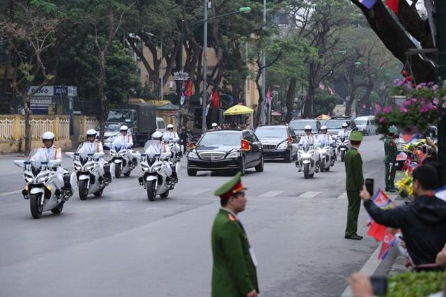 Chủ tịch Triều Tiên Kim Jong-un viếng lăng Chủ tịch Hồ Chí Minh - Ảnh 8.