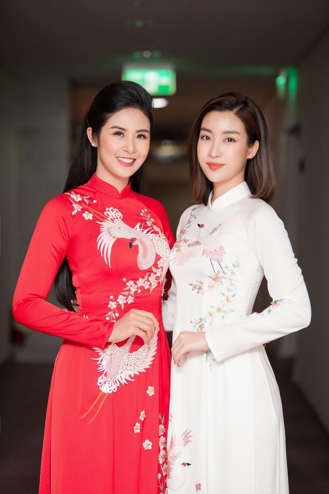 Hoa hậu Ngọc Hân, Đỗ Mỹ Linh mừng HHen Niê là Gương mặt tiêu biểu 2018 - Ảnh 4.