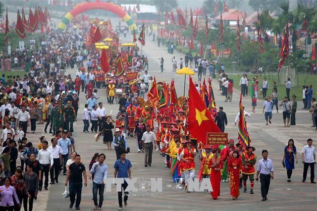 Giỗ Tổ Hùng Vương - Lễ hội Đền Hùng 2019: Đảm bảo thực hiện tốt 5 không - Ảnh 1.