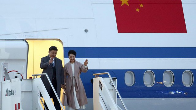 Trung Quốc đột phá bước ngoặt chinh phục châu Âu - Ảnh 1.