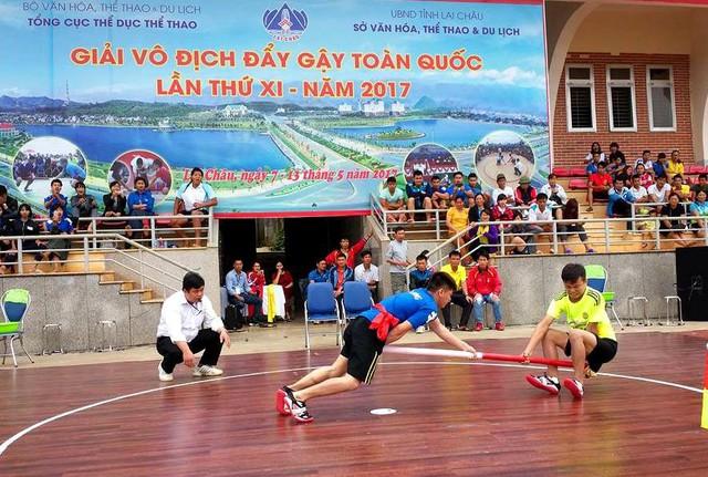 Bắc Giang: Ban hành kế hoạch tập huấn và tham gia thi đấu Giải Vô địch Đẩy gậy và Kéo co toàn quốc 2019 - Ảnh 1.