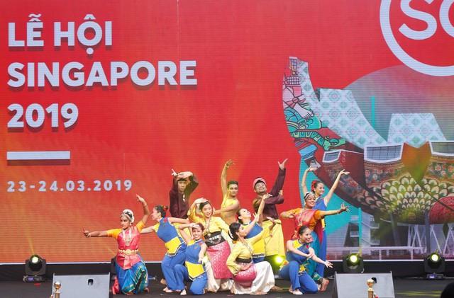 Khai mạc Lễ hội Singapore 2019 tại Hà Nội - Ảnh 1.