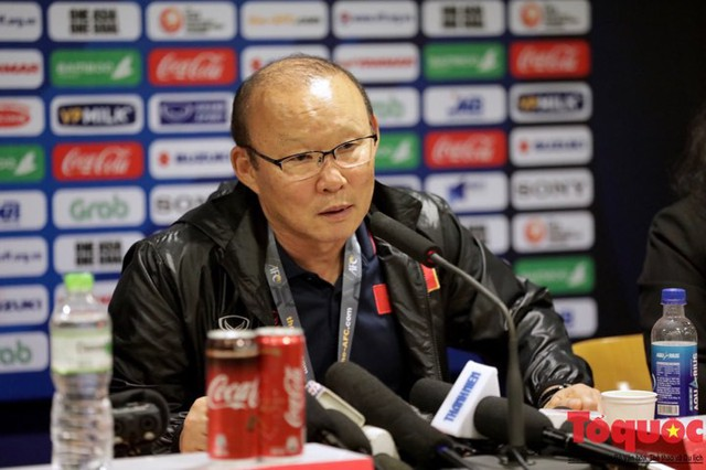 Vì sao, HLV Park Hang-seo không hài lòng dù U23 Việt Nam đã vượt qua Indonesia? - Ảnh 1.