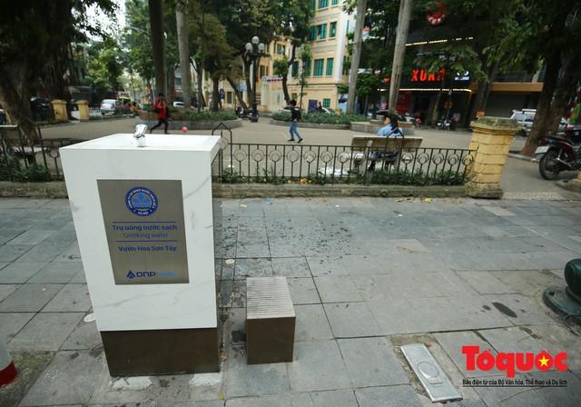 Cây nước sạch miễn phí ở Hà Nội - Ảnh 1.