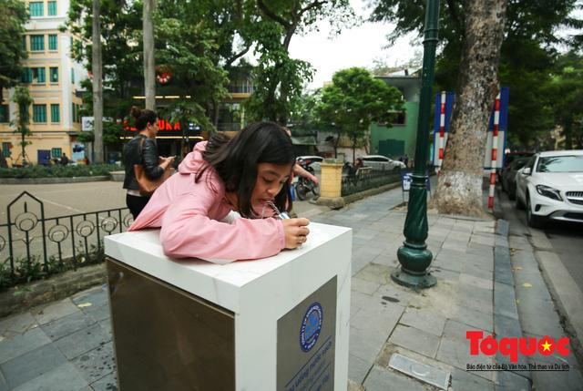 Cây nước sạch miễn phí ở Hà Nội - Ảnh 9.