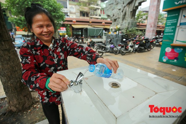Cây nước sạch miễn phí ở Hà Nội - Ảnh 12.