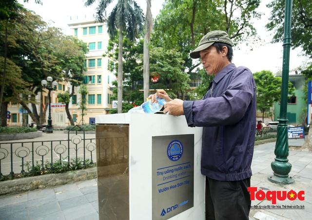 Cây nước sạch miễn phí ở Hà Nội - Ảnh 6.