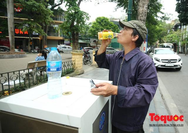 Cây nước sạch miễn phí ở Hà Nội - Ảnh 7.