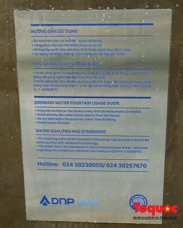 Cây nước sạch miễn phí ở Hà Nội - Ảnh 3.