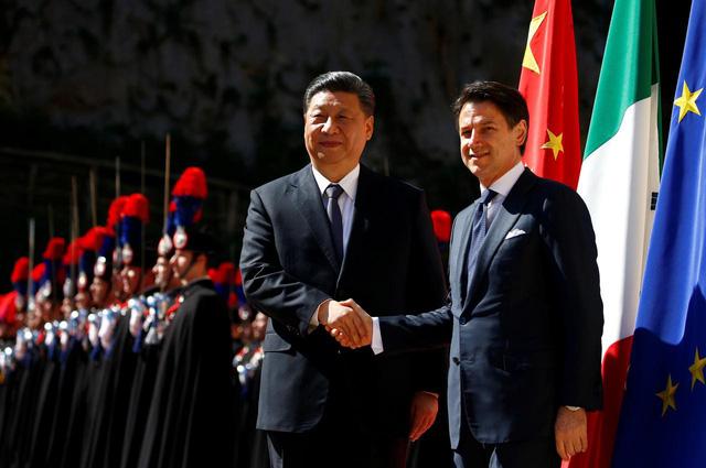 Sự bành trướng kinh tế Trung Quốc lay chuyển khung thành EU - Ảnh 1.
