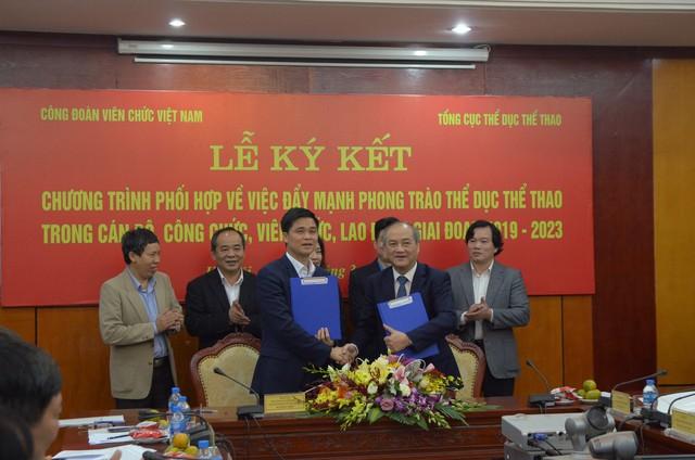 """Thứ trưởng Lê Khánh Hải:  Cán bộ, công chức, viên chức, người lao động cần thực hiện tốt phong trào """"Toàn dân rèn luyện thể thao theo gương Bác Hồ vĩ đại"""" - Ảnh 3."""