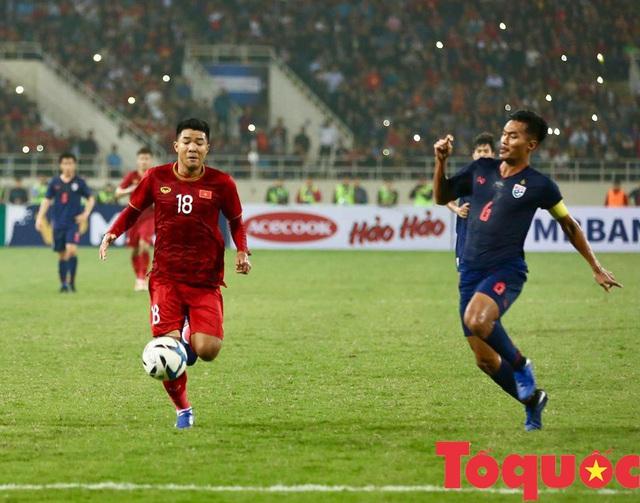 Tìm lại sức mạnh hàng công: U23 Việt Nam khiến U23 Thái Lan hoảng sợ - Ảnh 3.