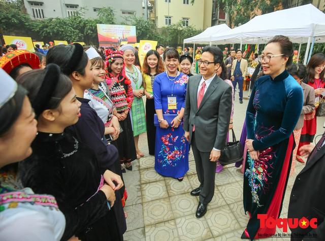 Trường Đại học Văn hóa Hà Nội kỷ niệm 60 năm ngày thành lập và đón nhận Huân chương Lao động hạng Ba - Ảnh 13.