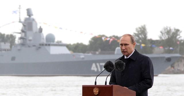Tình báo Mỹ run rẩy trước vũ bão Nga triển khai vũ khí hạt nhân không người lái dưới nước - Ảnh 1.