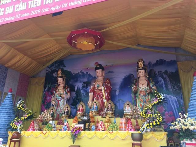 Chấn chỉnh hoạt động tín ngưỡng, tốn giáo tại cơ sở thờ tự Phật giáo - Ảnh 1.