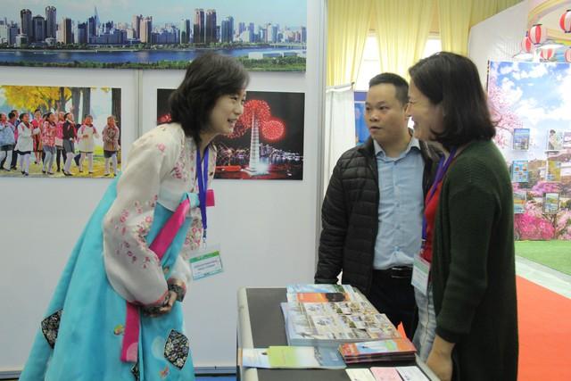 Đại diện đoàn Triều Tiên tại hội chợ VITM 2019 đánh giá cao về du lịch Việt Nam - Ảnh 2.
