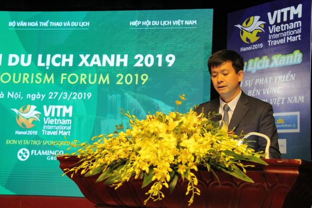 Thứ trưởng Lê Quang Tùng: Chính sách phát triển du lịch của Việt Nam luôn hướng tới chuyên nghiệp và bền vững - Ảnh 1.